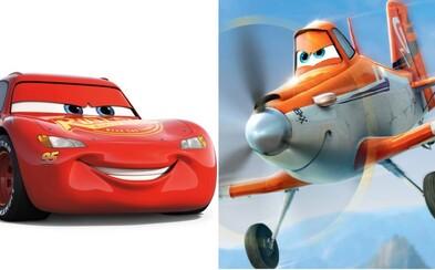 Po cestných šampionátoch a leteckých pretekoch sa s Disney pozrieme aj do vesmíru