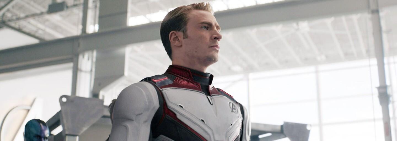 Captain America žil na Zemi po cestování časem ve dvou verzích současně. Tvůrci by rádi ukázali, jak vracel Infinity Stones