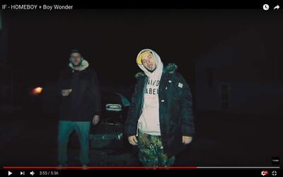 Po dlhšej dobe sa o slovo hlási aj Boy Wonder, ktorý je jediným rapovým hosťom na doske Stop Play od IF