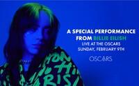 Po Grammy môže Billie ovládnuť aj Oscary