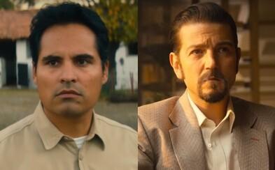 Po krku drogového baróna Diega Lunu pôjde nekompromisný Michael Peña. 4. séria Narcos predstavuje hlavné postavy