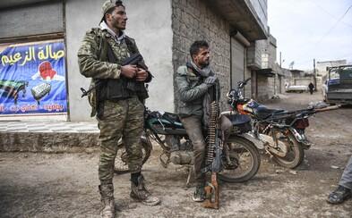 Po leteckom útoku v Sýrii zomrelo najmenej 33 tureckých vojakov. Ďalších 35 bolo zranených
