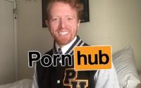 Po orgasmu tě zabalím do deky. Vtipálek si založil kanál na Pornhubu, kde získává statisíce zhlédnutí osobitými videi