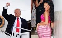 Po Pharrellovi napomína Donalda Trumpa aj Rihanna