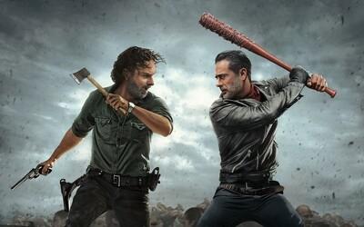 Po polovici 8. série The Walking Dead máme jasno. Primitívnejšie správanie postáv už nezažijeme, takže sa to môže len zlepšiť