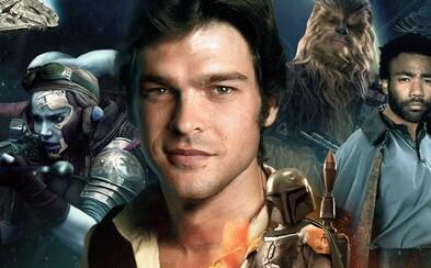 Po prepadáku The Last Jedi v Číne budú miestne kiná premietať sólovku Han Sola bez názvu Star Wars, ktoré by návštevnosti uškodilo