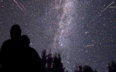 Po roku nám vesmír opäť ponúkne úchvatnú večernú udalosť v podobe početných Perzeíd