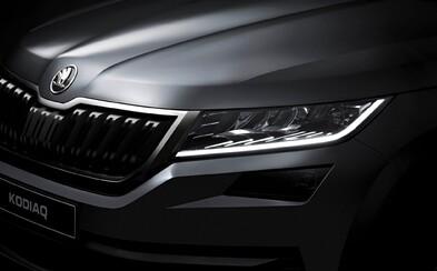 Po sade oficiálnych záberov a video upútavke je úplne nová Škoda Kodiaq prakticky celá odhalená!
