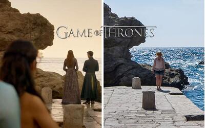 Po stopách Game of Thrones. Najkrajšie chorvátske miesta si našli cestu na televízne obrazovky a manželia sa vydali objaviť ich naživo