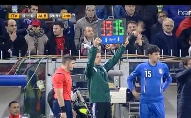 Po tom, ako hneď dvakrát prekonal rakovinu, si včera pripísal debut v národnom tíme Talianska