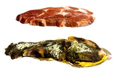 Po týchto videách sa staneš vegánom. Postupný rozklad mäsa zakrúti s tvojím žalúdkom