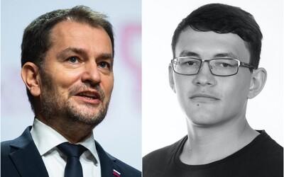 Po urážke všetkých novinárov na Slovensku Matovič napísal ďalší status pre Kuciaka: Ja som tvoje články hltal