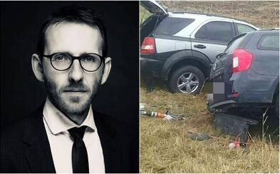 Po vážnej nehode, pri ktorej zahynul štátny tajomník ministerstva kultúry, podľahla zraneniam aj jeho manželka
