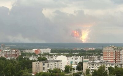 Po výbuchu v Rusku boli do nemocnice prevezení rádioaktívni pacienti. Lekári vraj neboli dopredu varovaní