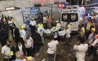 Počas židovských osláv v Izraeli zomreli desiatky ľudí v tlačenici, z miesta museli evakuovať stotisíc ľudí