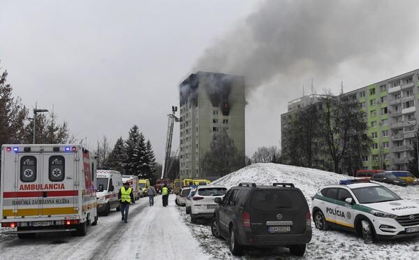 Počet ľudí, ktorí prišli pri výbuchu plynu o život, stúpol na 7. Panelák bezpečnostné predpisy, už pred viac ako dvoma rokmi