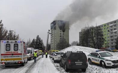 Počet lidí, kteří přišli při výbuchu plynu o život, stoupl na 7. Panelák nesplňoval bezpečnostní předpisy, už před dvěma lety