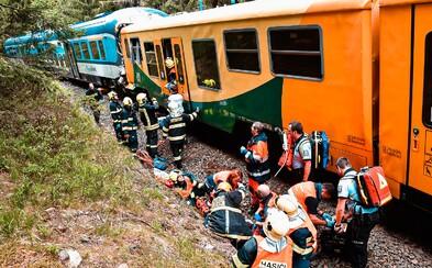 Počet mimořádných událostí na české železnici meziročně klesl. Narostl ale počet mrtvých a zraněných