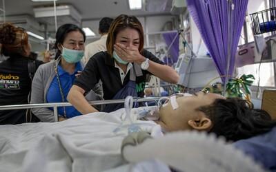 Počet nakažených koronavirem raketově vzrostl. Ze 14 tisíc nakažených v provincii Chu-pej je téměř 50 000 pacientů