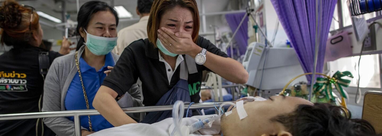 Počet nakazených koronavírusom raketovo vzrástol. Zo 14-tisíc nakazených v provincii Chu-pej je takmer 50 000 pacientov