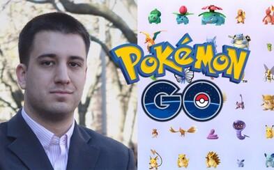 Chytil všechny dostupné Pokémony. Nick Johnson si splnil svůj velký sen