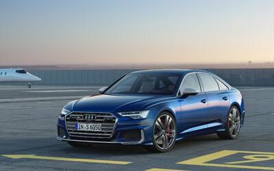 Pod kapotou nových modelů Audi S6 a S7 nastal velký zvrat. Bohužel, jen v případě Evropy
