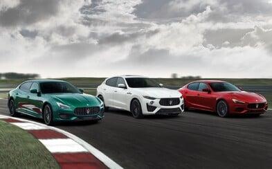 Pod kapotu Maserati sa nasťahovala V8-čka od Ferrari. Talianska automobilka sa silných motorov nevzdáva