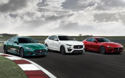 Pod kapotu Maserati se nastěhovala V8 od Ferrari. Italská automobilka se silných motorů nevzdává