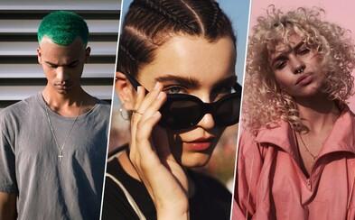 Poď s nami na Grape s účesom od Moniky Kalickej! Hairstylistka nám prezradila, aké sú top trendy na festivalovú sezónu 2017
