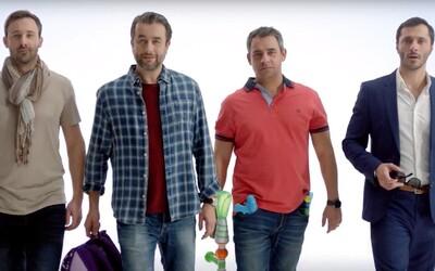 Podarení Oteckovia sa vrátia na televízne obrazovky už začiatkom septembra