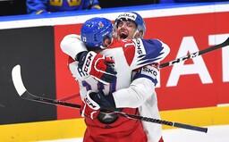 Podařený vstup do Karjaly! Čeští hokejisté si poradili se Švédy 3:1