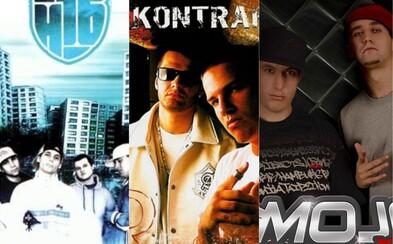 Podarí sa vám uhádnuť názvy starších slovenských rapových albumov len na základe coverov? (Kvíz)