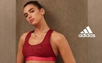 Podej maximální výkon při tréninku. Novou ženskou adidas kolekci inspirovaly Karlie Kloss nebo Dua Lipa
