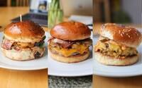 Podgast špeciál s Kubom Lužinom: 10 najlepších bratislavských burgerov
