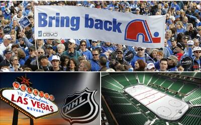 Podívá se slavná hokejová franšíza NHL do Las Vegas?