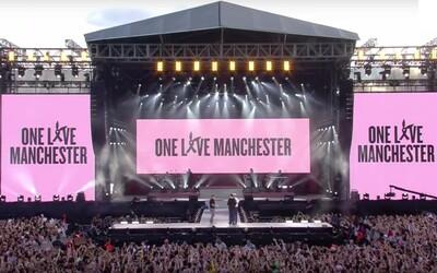 Podívej se na ta nejlepší vystoupení ze včerejšího benefičního koncertu v Manchesteru. Vybralo se během něj přes 70 milionů korun