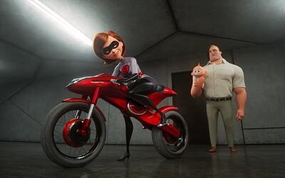 Podľa amerických kritikov je Rodinka Úžasných 2 jedným z najlepších pokračovaní od Pixaru, ktoré dokonca prekonáva aj prvú časť