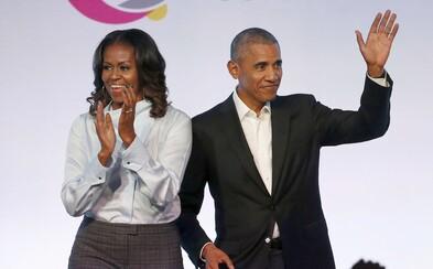 Podľa Baracka Obamu sú ženy určite lepšie líderky v porovnaní s mužmi