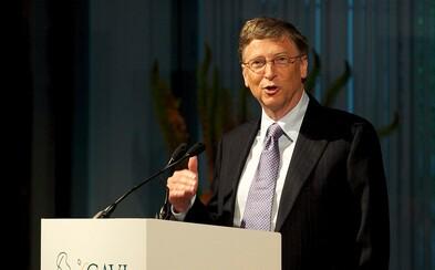Podľa Billa Gatesa budú v najbližšej budúcnosti potrebné len tri zručnosti. Ak ti nejde matika, nie je všetko stratené
