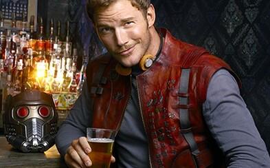 Podľa Chrisa Pratta bude Guardians of the Galaxy 2 najveľkolepejším filmom všetkých čias