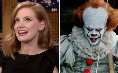 Podle Jessicy Chastain uvidíme v It 2 nejkrvavější scénu v historii hororu
