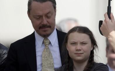 """Podľa otca Grety Thunberg bol zlý nápad vynechávať školu: """"Je šťastná, no ja mám obavy"""""""