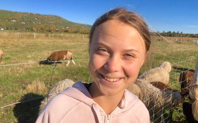 Lidé tipují, že Greta Thunberg získá Nobelovu cenu za mír, experti váhají