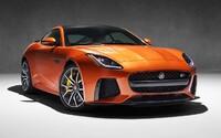 Podmanivý Jaguar sa dočkal špičkovej, najvýkonnejšej verzie. Privítajte 575-koňový F-Type SVR