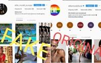 Podvodná stránka žiada nahé fotky aj od maloletých. Slovenská polícia upozorňuje na falošný instagramový profil