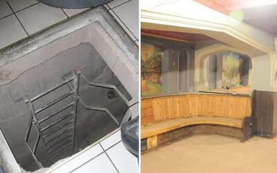 Podzemní bar opuštěný před 22 lety dodnes leží skrytý pod nákupním centrem. Začal ještě v 30. letech a postupně se stal legendou