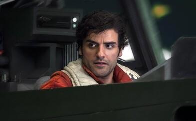 Poe Damerona sa v Epizóde VIII obáva celý First Order, no rovnako aj jeho spolubojovníci