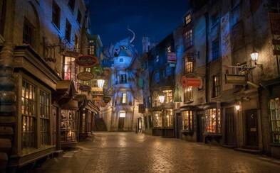 Pohľad do zákulisia zábavného parku inšpirovaného svetom Harryho Pottera