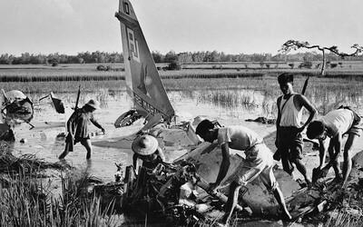Pohled na válku ve Vietnamu ze strany vítězů. Nikdy neviděné záběry od severovietnamských fotografů způsobují husí kůži