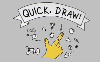 Pohraj si s umělou inteligencí od Googlu v zábavné minihře plné hádání a kreslení